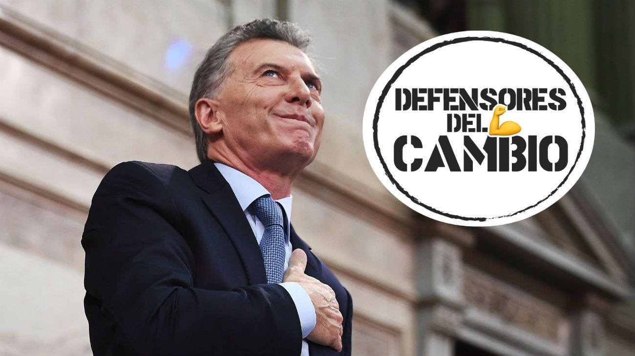 La defensa del cambio