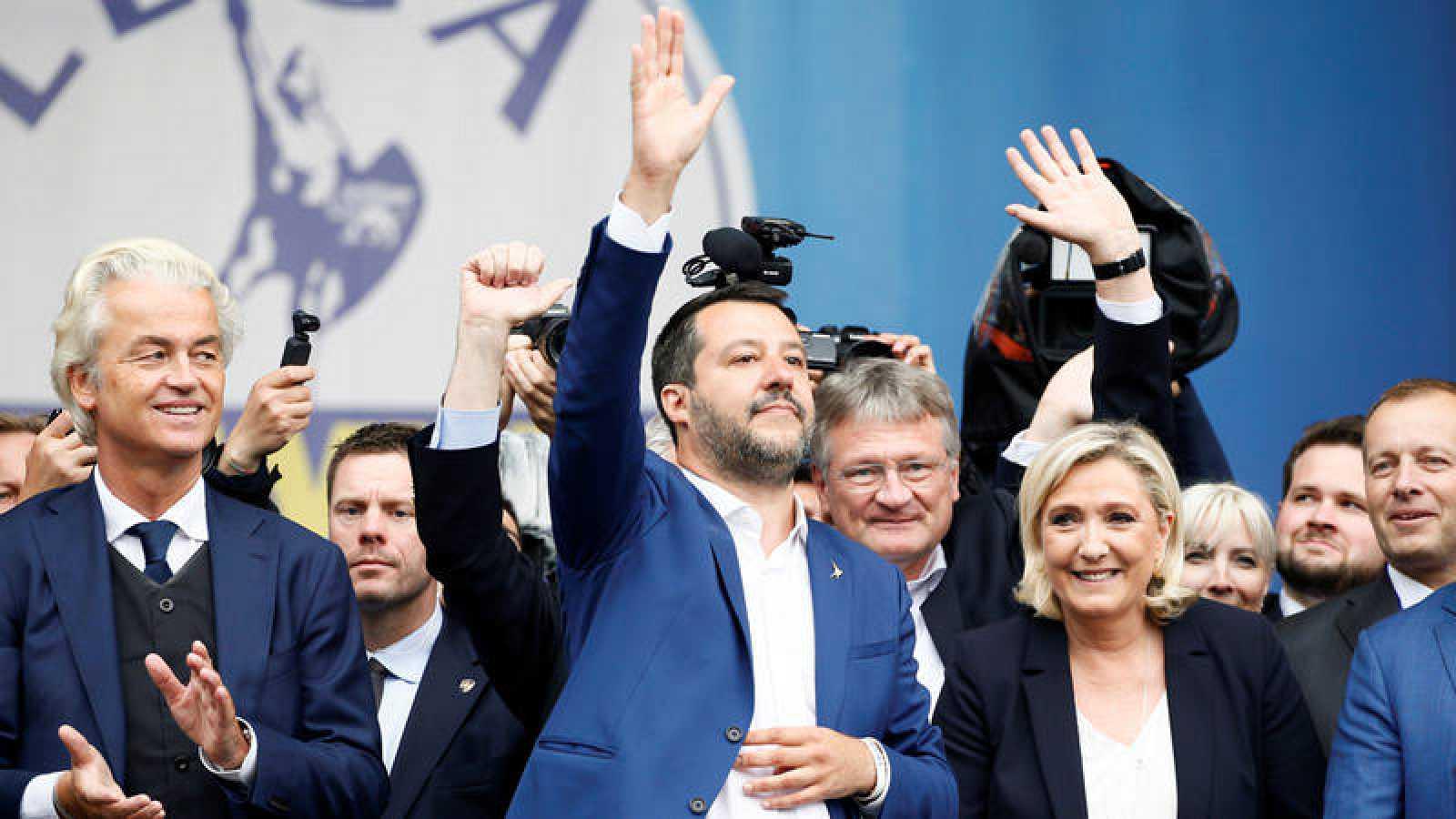 El nuevo eje del mal: Ultraderecha y populismo