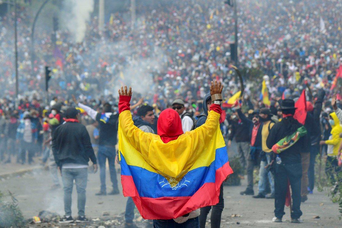 La militancia peronista en el espejo ecuatoriano