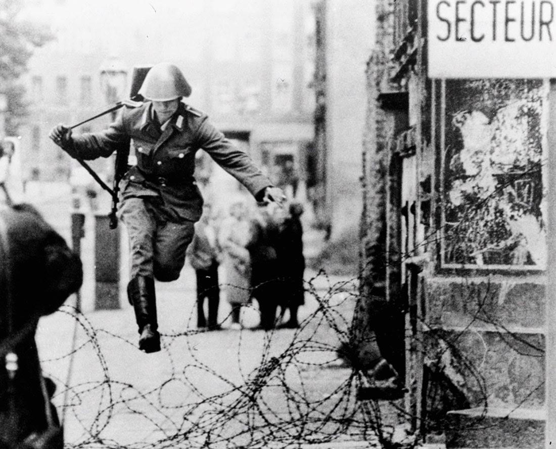 La caída del muro: el inicio de la última ideología