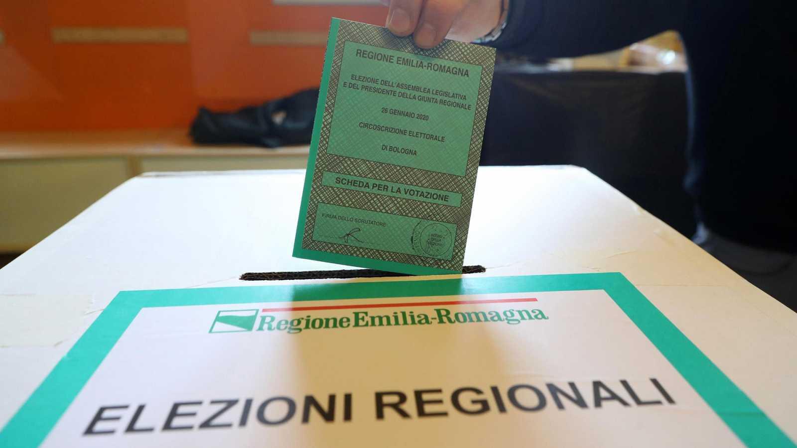 """Elecciones en Italia: resistencia """"Sardina"""""""