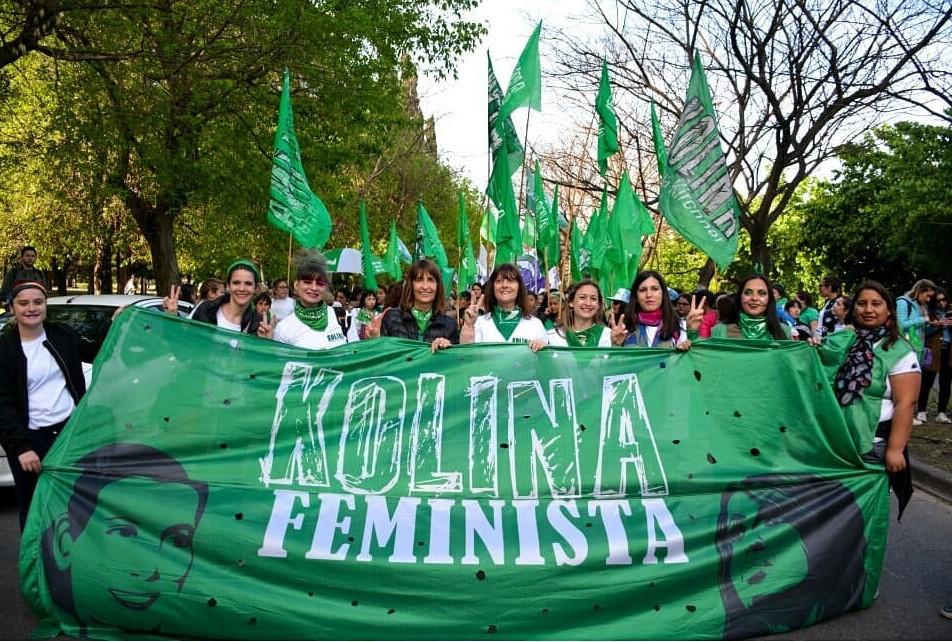 Kolina Feminista - Encuentro 2019 - La Plata